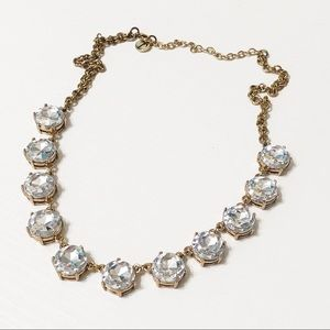 Talbots • Crystal Statement Necklace